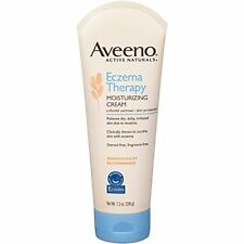 NEW Aveeno Eczema Therapy Moisturizing Cream 7.3 Ounce