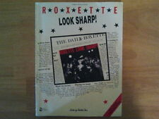 ROXETTE LOOK SHARP GUITAR SONGBOOK PIANO VOCAL GUITAR