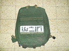 Idf Zahal Authentic Combat Medic Backpack Bag ('Chovesh'). Israel Army Military