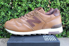 NEW BALANCE 1400 SZ 8 BESPOKE CROONERS HORWEEN BROWN LEATHER M1400BH