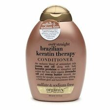 Organix Ever Straight Conditioner Brazilian Keratin Therapy 13 oz (Pack of 6)