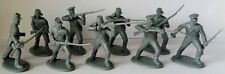 Civil War Confederate Militia Infantry Cadets 1/32 54MM Expeditionary Force Toy