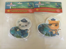 Octonauts Wooden Coat Pegs Kwazii & Captain Barnacles by Joy Toy