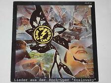 FLOH DE COLOGNE - LIEDER AUS DER ROCK-OPER KOSLOWSKY LP
