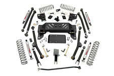 Rough Country 4in Jeep Long Arm Suspension Lift Kit 93-98 ZJ Grand Cherokee