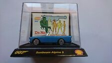 JAMES BOND 007 SUNBEAM ALPINE 5 DR. NO SHELL COLLECTION NEW IN BOX