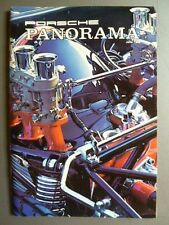 June 1984 Porsche PCA Panorama Magazine June 1984 RARE!! Awesome L@@K