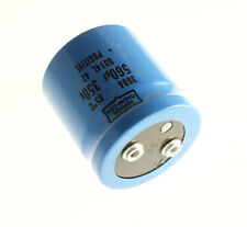 2x 560uF 350V Large Can Electrolytic Aluminum Capacitor DC 350VDC 85C 560mfd