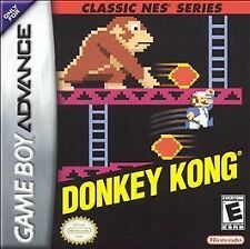 Donkey Kong Classic NES Series (Nintendo Game Boy Advance, 2004) ***GAME ONLY***