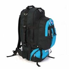 Extra Large 105 L Hiking Travel Camping Festival Rucksack Backpack Daypack Bag