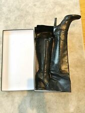 Alexander McQueen Over The Knee Boots 5.5
