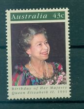 H.M. QUEEN ELIZABETH II 65th BIRTHADAY - AUSTRALIA 1991