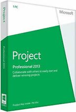 Microsoft Project Professional 2013 - MULTILANGUAGE