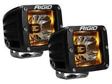 Rigid Industries Radiance Pod Amber Back-Light - 20204  Free Shipping