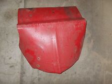 1997 Yamaha Vmax XTC 600 Belly Pan Cover Guard Shield Gaurd Skid Plate Front