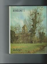 NORMANDIE ROMANE-tome 1 LA BASSE NORMANDIE-1975-ZODIAQUE-TBE
