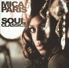Soul Classics by Mica Paris (CD, Sep-2005, Sanctuary) NEW & SEALED