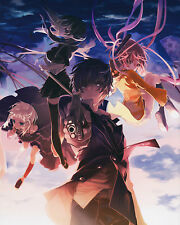 Black Bullet Poster Anime Wall Home Decor Japanese Enju Satomi 16x20 Inches