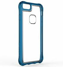 Apple iPhone 7 Ballistic Essence Case - Clear w/ Blue Edges - JE1738-B43N