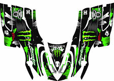 ARTIC CAT SNOWMOBILE ZR, DECAL WRAP KIT  MV3 BASIC DECAL STICKER