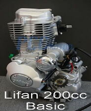 LIFAN 200CC 5 SPEED ENGINE MOTOR MOTORCYCLE DIRT BIKE ATV I EN25-BASIC