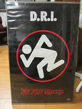 Vintage Rock and roll D.R.I. Dirty rotten Imbeciles 1987 181