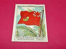 RARE CHROMO CHOCOLAT PUPIER ALBUM AFRIQUE 1938 AUSTRALE ANGLAISE AFRIQUE DU SUD