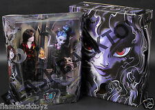 2015 SDCC Mattel Monster High Valentine & Whisp Villain 2 Pack Comic-Con