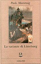 La Variante Di Luneburg (Fabula) (Italian Edition)