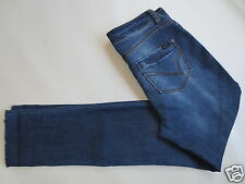 Stretchjeans ONLY Skinny Stretch Jeans S ca 34 26 L28 blue used/K306