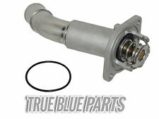 Super Auto 14659X Engine Coolant Thermostat - Thermostat Water Outlet Assembly