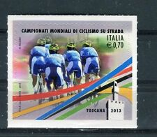 Italia 2013 Campionati mondiali di ciclismo su strada MNH