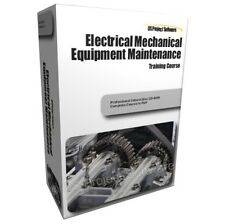 Electrical Mechanical Maintenance Mechanic Auto Repair PC Course Training Guide