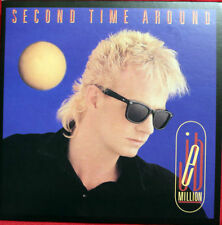 JEB MILLION: SECOND TIME AROUND CD Single Stock Aitken Waterman Box Set RARE PWL