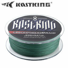 KastKing SuperPower 8 Strands Braided Line (547yds) - 80lb test - Moss Green