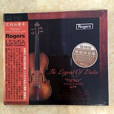 Rogers LS3/5A The Legend Of Violin 不朽的傳奇 CD <Made in Germany> ABC SHOWCASE DEMO