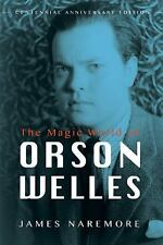 The Magic World of Orson Welles, Naremore, James, Acceptable Book