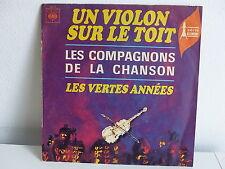 COMPAGNONS DE LA CHANSON Un violon sur le toit 3014