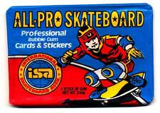 All-Pro Skateboard Trading Card Pack