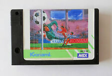 KONAMI`S SOCCER ( Konami RC732 ) * MSX Game ROM Cartridge