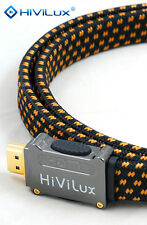 Riferimento HiViLux SCC piatto HDMI 1, 4a cavo 5M HighSpeed 3D ARC 1.4 PS3 XBOX 360