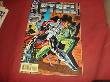 STEEL #4   Death Of Superman spin-off     DC Comics 1994 -  NM