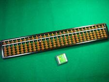 JAPAN Unshu Abacus SOROBAN 27Columns VINTAGE