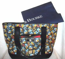 Dooney & Bourke Bumble Bee Black XL Go 2 Tote Bag - MINT Condition & Adorable