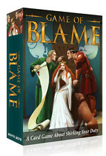 Game of Blame - A Card Game About Shirking Your Duty