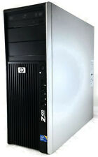 HP Z400 Workstation Intel Xeon W3505 2.53GHz Dual Core CPU 8GB 250GB NVIDIA GPU