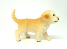 P13) Schleich Bauernhof (13696)  Golden Retriever Welpe Hund Schleichtiere