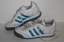 Adidas Orion 2 Casual Sneakers, #G65631, Wht/Blue/Grey,  Men's US Size 5.5