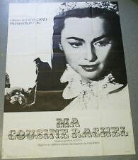Affiche de cinéma : MA COUSINE RACHEL de Henry KOSTER