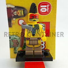 LEGO Minifigures - Tomahawk Warrior - col149 - Collectibles Omino Minifig 10